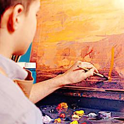 zajęcia z malarstwa w Katowicach